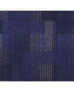 Mahmayi Calgary 100% PP Carpet Tile for Home, Office (50cm x 50cm) Per Square Meter With Free Professional Installation - Royal Blue