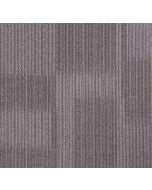 Mahmayi Edmonton 100% Invista Naylon 6 Carpet Tile for Home, Office (50cm x 50cm) Per Square Meter With Free Professional Installation - Grey