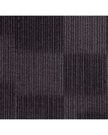 Mahmayi Edmonton 100% Invista Naylon 6 Carpet Tile for Home, Office (50cm x 50cm) Per Square Meter With Free Professional Installation - Smoke Black