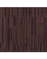 Mahmayi Yellowknife 100% Invista Naylon 6 Carpet Tile for Home, Office (50cm x 50cm) Per Square Meter With Free Professional Installation - Chocolate