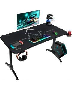 Mahmayi Furmax MY1160 Black Gaming Table