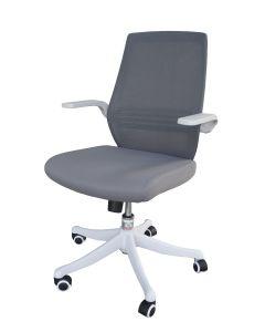 Mahmayi M76-1 Height Adjustable Ergonomic Office Chair - Grey