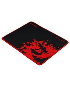 AM P016 GAMING MOUSEPAD BLACK+RED