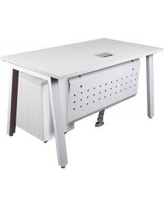 Bentuk 139-14 white Modern Workstation