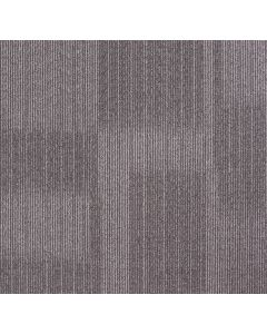 Mahmayi Edmonton 100% Invista Naylon 6 Carpet Tile for Home, Office (50cm x 50cm) Per Square Meter With Free Professional Installation - Grey