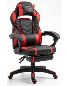 Mahmayi UT-C592F Gaming Chair Red PU