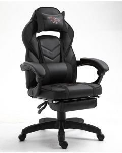 Mahmayi UT-C592F Gaming Chair Black PU