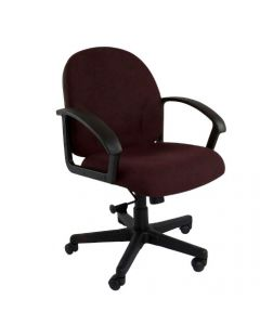 Helena 591-1 Low Back Chair UK Peat