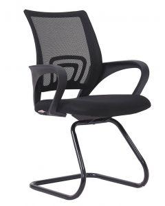 Sleekline 69001C Visitors Chair Black Mesh