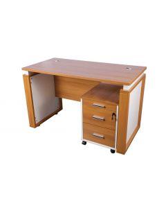 Zelda M191-12 Contemporary Office Desk