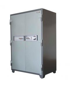 Leeco 2D-202 Fire Cupboard with Dial and Key 550Kgs