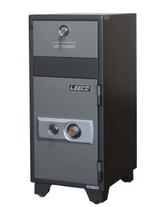 Leeco PD20 Deposit Safe with Dial and Key 85Kgs