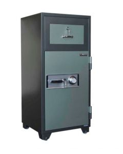Leeco PD125 Deposit Safe with Dial and Key 315Kgs