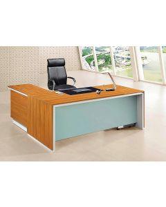 Zelda M225-18 Modern Executive Desk