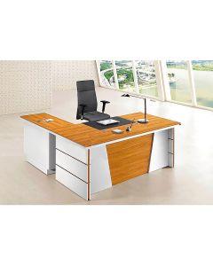 Zelda M230-16 Modern Executive Desk