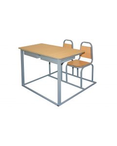 Okul 214 SIG Student Bench and Chair