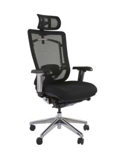 Stoel 97726 High Back Ergonomic Mesh Chair Black
