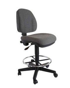 Debra 1380DK Task Chair Grey
