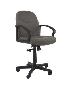 Iris 587-1 Low Back Chair UK Grey