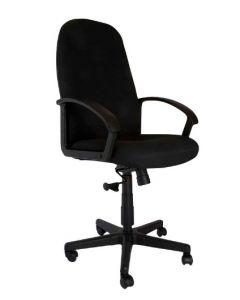 Iris 587 High Back Chair Black