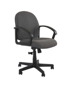 Helena 591-1 Low Back Chair UK Grey