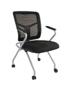 Aura 840NSF Folding Guest Chair