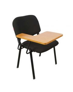 Gamma 502W Student Chair Black