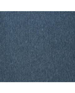 Mahmayi Niagara 100% PP Carpet Tile for Home, Office (50cm x 50cm) Per Square Meter With Free Professional Installation - Space Blue