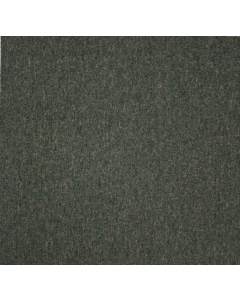 Mahmayi Niagara 100% PP Carpet Tile for Home, Office (50cm x 50cm) Per Square Meter With Free Professional Installation - Lunar Green