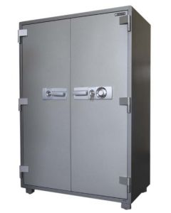 SecurePlus 172 Fire Cupboard with Dial and Key 660Kgs