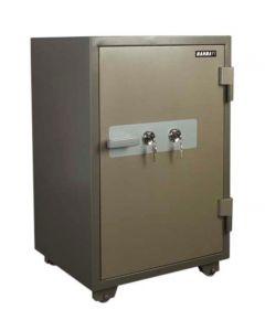 Tijori 88 Fire Safe with 2 Key Locks 180Kgs