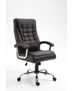 Mahmayi C351 Highback Chair Ergonomic Executive Chair - Black