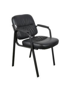 Gamma 505C Chair Black