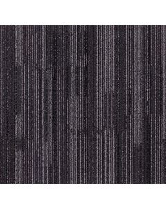 Mahmayi Yellowknife 100% Invista Naylon 6 Carpet Tile for Home, Office (50cm x 50cm) Per Square Meter With Free Professional Installation - Smoke Black