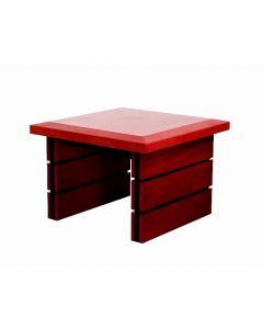 Zelda N31B Cherry Coffee Table